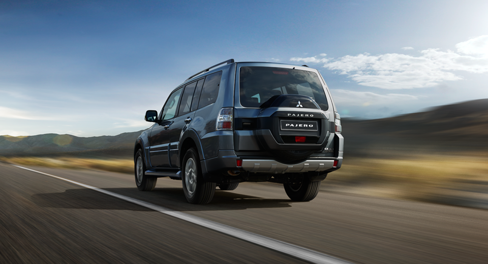 2019 Mitsubishi Pajero: Review, Specs and Price in UAE - AutoDrift ae