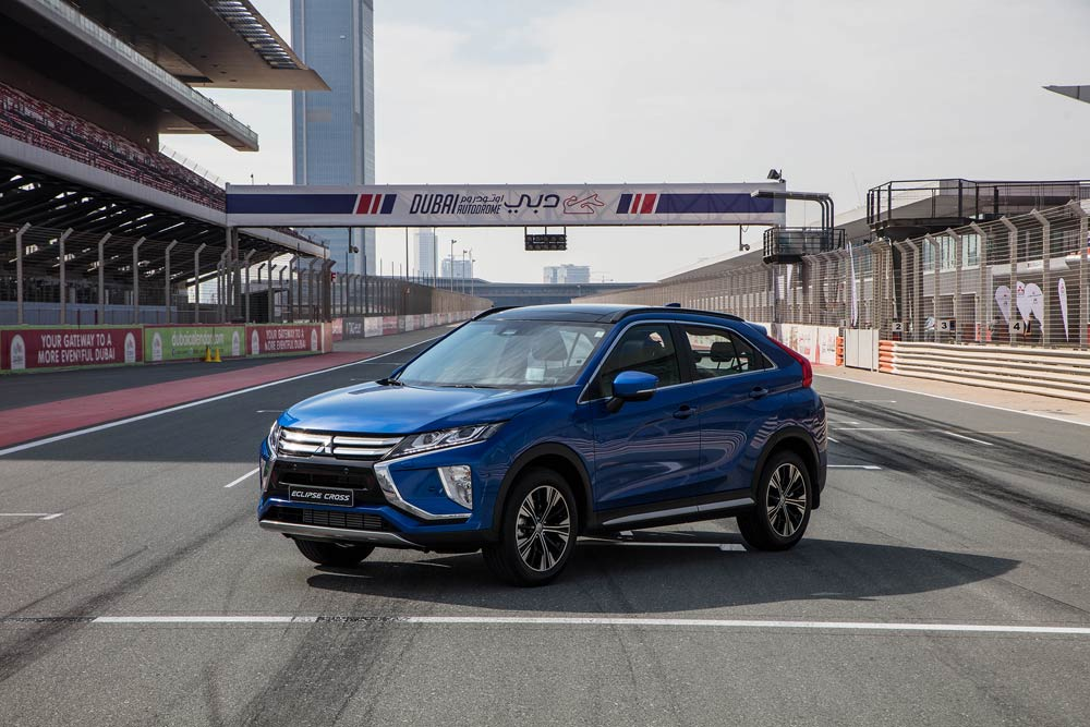 Mitsubishi Al Habtoor Motors launches the all-new Eclipse Cross across its showrooms in the UAE