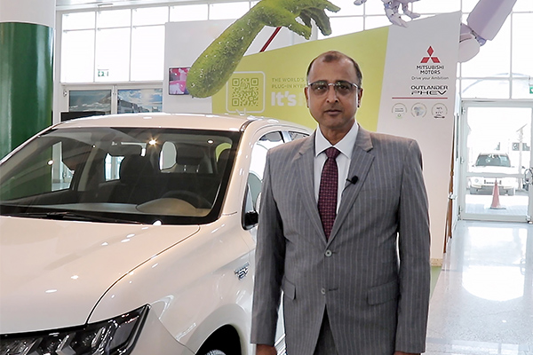 Al Habtoor Motor's Green Zone complements  the new era of sustainable mobility